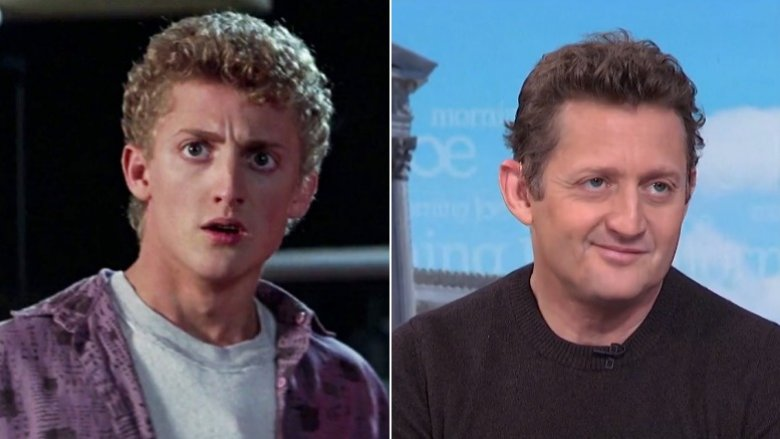 Alex Winter as Bill S. Preston, Esq.