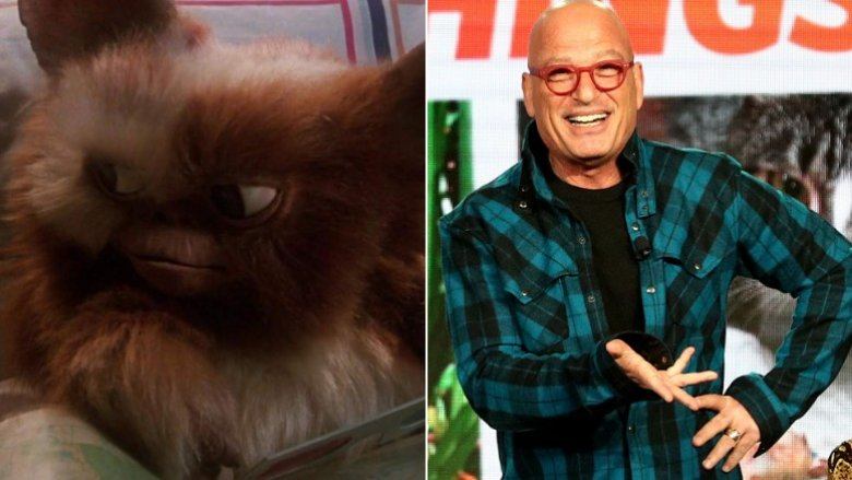 Gizmo and Howie Mandel