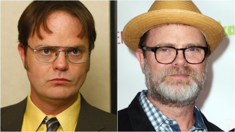 Rainn Wilson, aka: Dwight Schrute