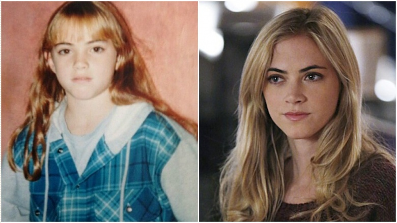 What the NCIS cast looked like as kids