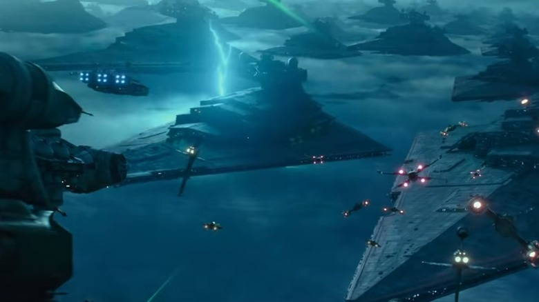 Battle of Exegol in Star Wars: The Rise of Skywalker