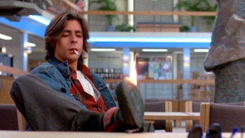 Judd Nelson in The Breakfast Club