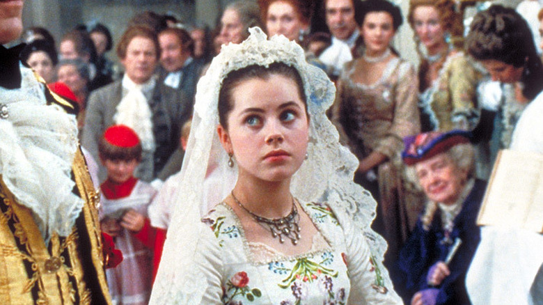 Fairuza Balk as Cecile in Valmont