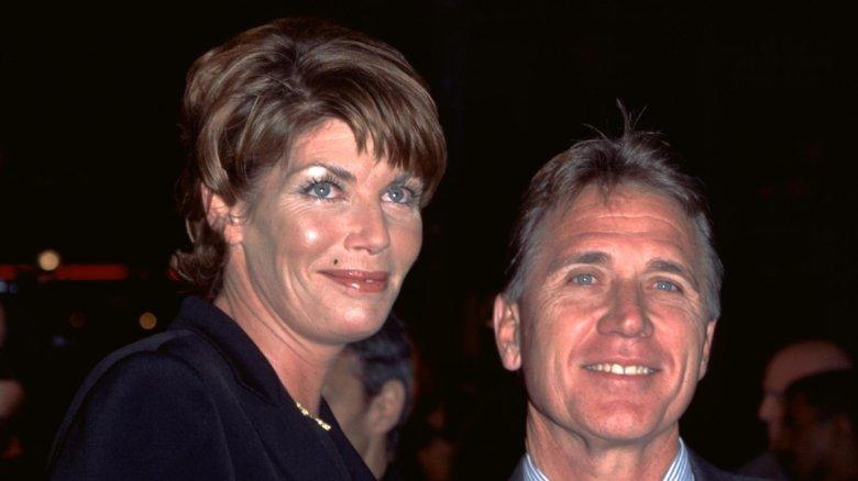 Kelly McGillis and Fred Tillman