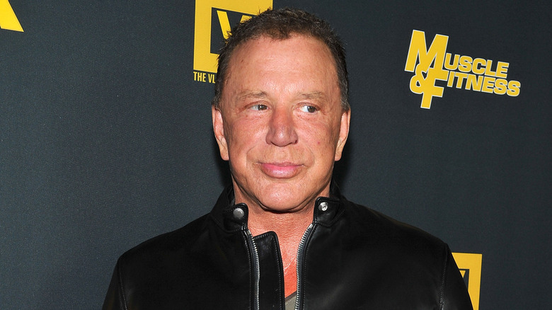 Whatever happened to Mickey Rourke?