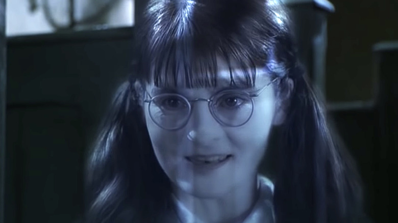 Whatever happened to Moaning Myrtle from Harry Potter?
