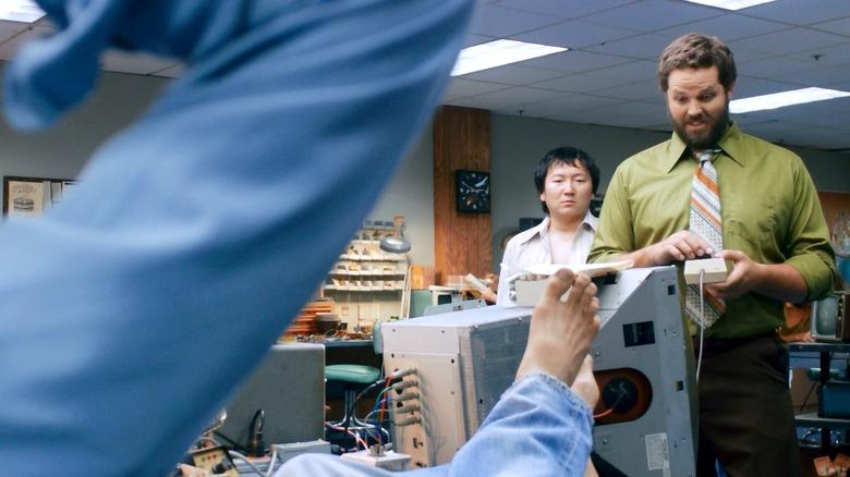 David Denman in Jobs