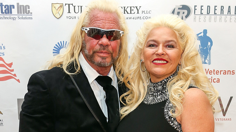 Duane and Beth Chapman