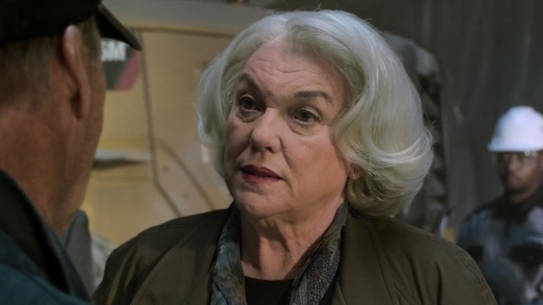 Tyne Daly in Spider-Man: Homecoming