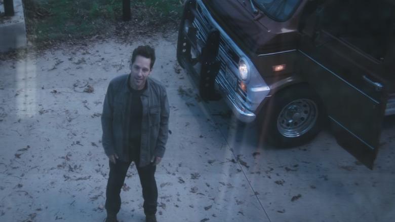 Paul Rudd in Avengers: Endgame