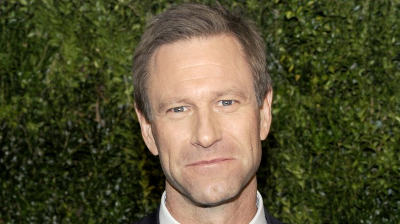 Why You Don't See As Much Of Aaron Eckhart Anymore