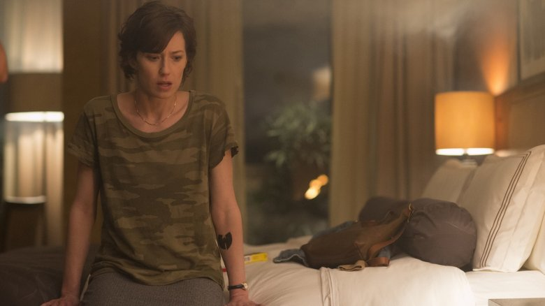 Carrie Coon in Widows (2018)