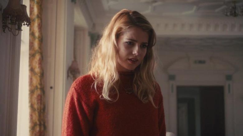 Lucy Boynton in Let Me Go