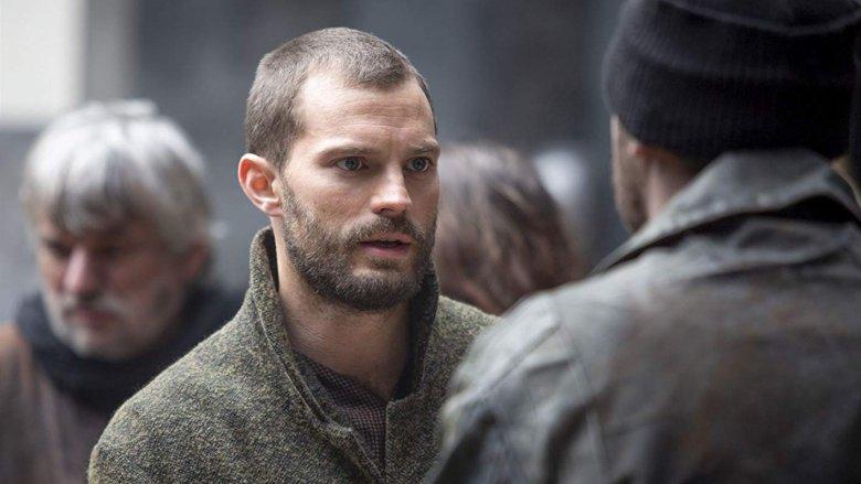 Jamie Dornan in Robin Hood (2018)