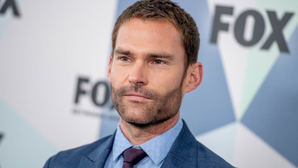 Seann William Scott red carpet