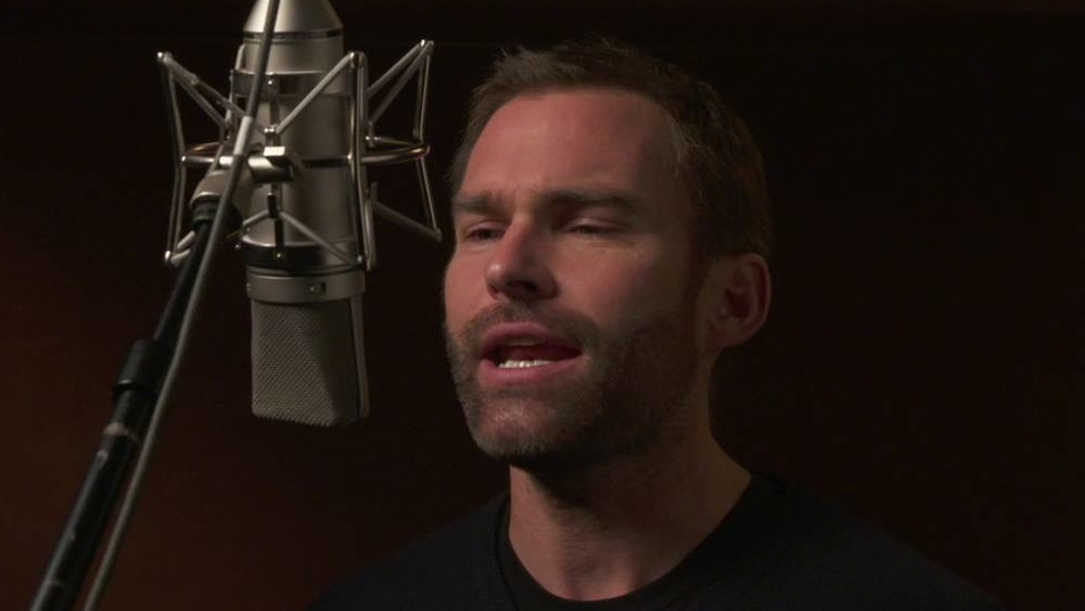 Seann William Scott voiceover Crash in Ice Age
