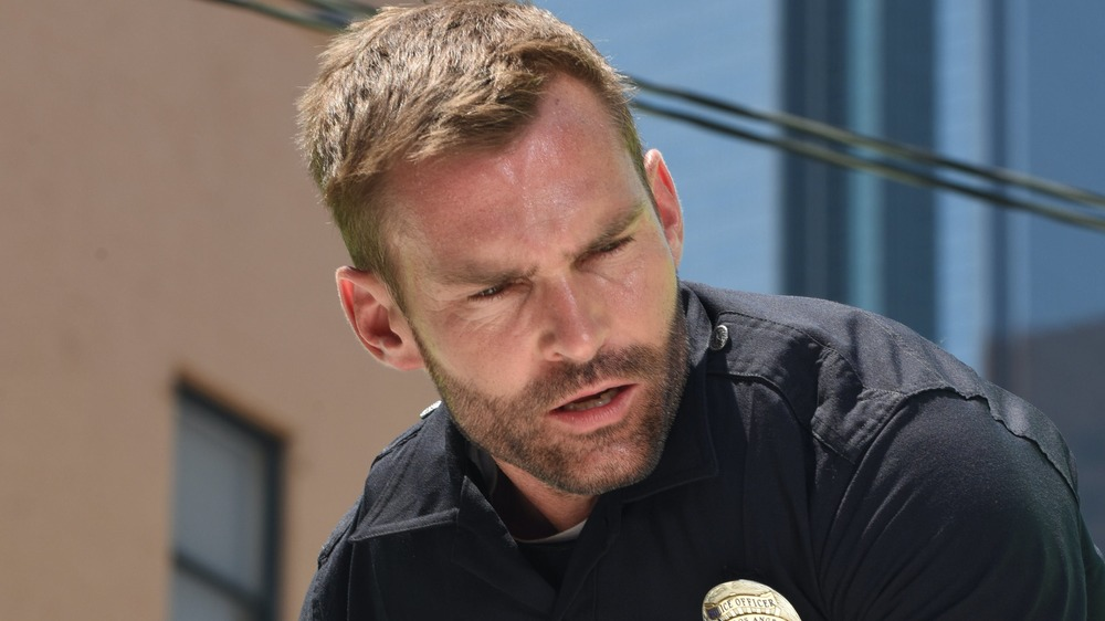Seann William Scott in Lethal Weapon