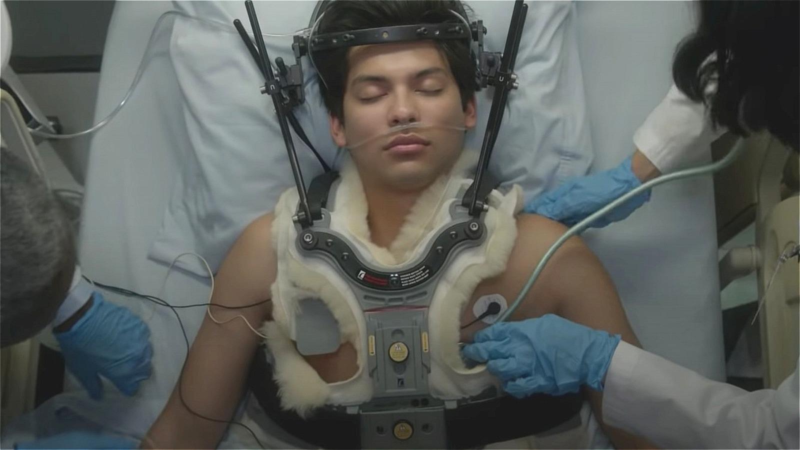 Will Miguel Diaz be paralyzed in Cobra Kai season 3?