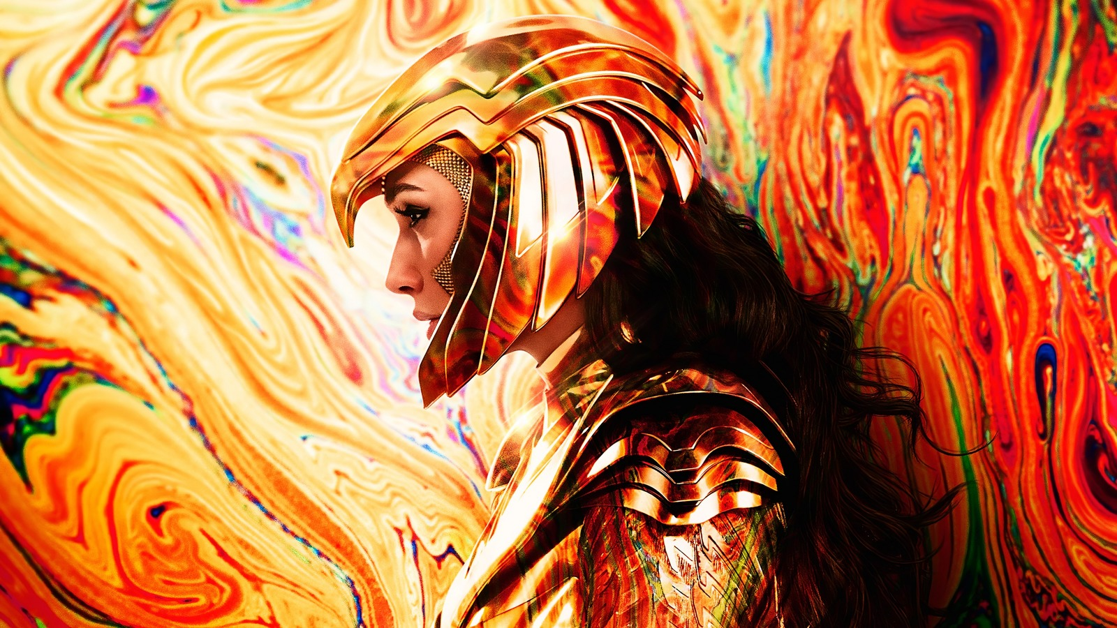 Wonder Woman 1984 new character posters bring the drama