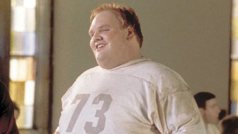 You'll barely recognize Louie from Remember the Titans now