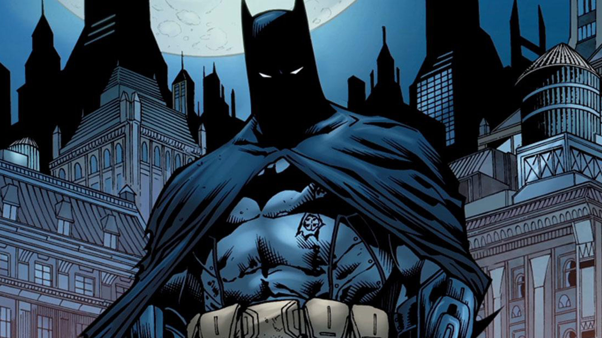 The Most Terrible Things Batman Has Ever Done - cover