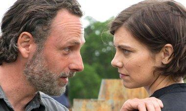 Rick Maggie Walking Dead