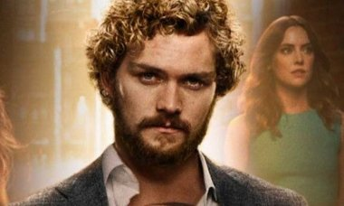Finn Jones as Danny Rand Marvel's Iron Fist