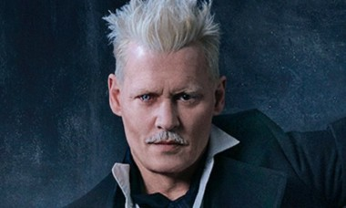 Johnny Depp Fantastic Beasts The Crimes of Grindelwald