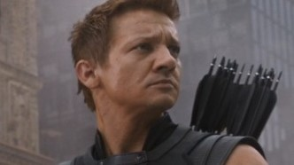 Jeremy Renner in Avengers