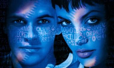Hackers poster art