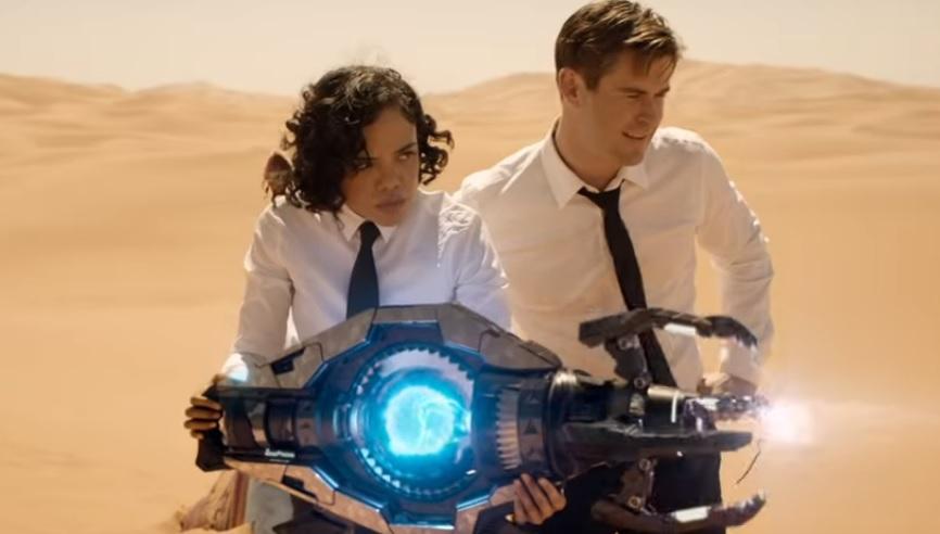Men in Black: International trailer: Chris Hemsworth and Tessa Thompson are back in action